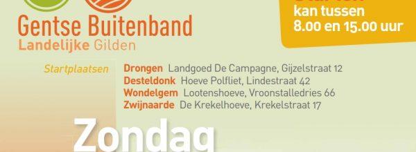 De nieuwste editie van de Gentse Buitenband Krant is er!